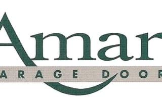 amarr garage doors logo service